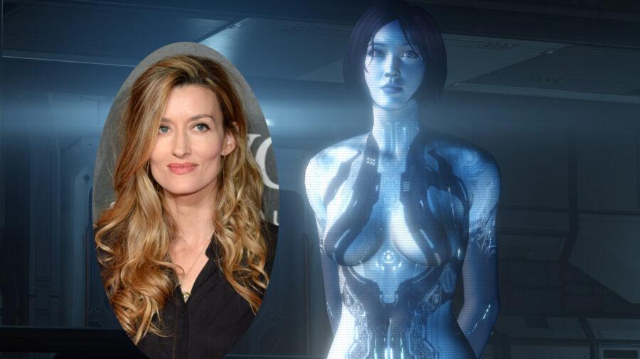 Natascha McElhone é confirmada como Cortana em série live-action de Halo