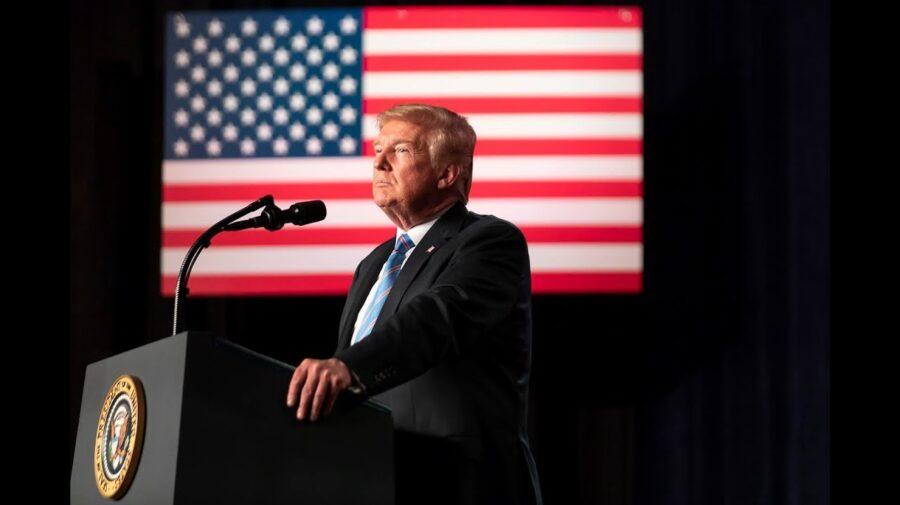 Donald Trump culpa, parcialmente, videogames pelos massacres nos EUA