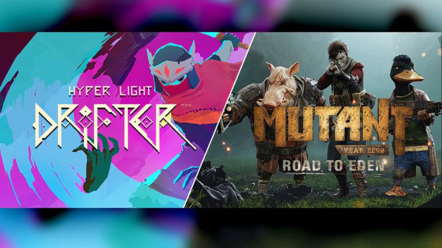 Hyper Light Drifter e Mutant Year Zero: Road to Eden estão disponíveis gratuitamente na Epic Games Store