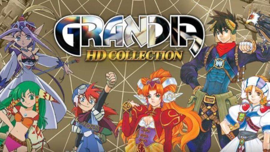 Grandia HD Collection chega ao Switch em 16 de agosto