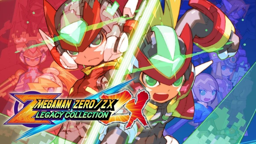 Capcom anuncia Mega Man Zero/ZX Legacy Collection
