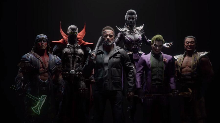 NetherRealm confirma Coringa e Exterminador do Futuro nos ringues de Mortal Kombat 11