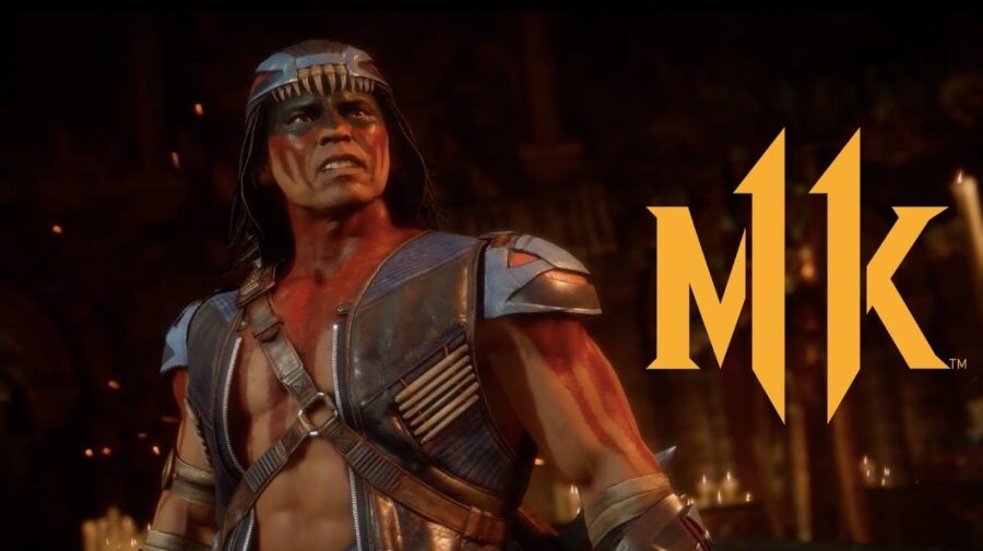 Mortal Kombat 11 divulga trailer gameplay de Nightwolf