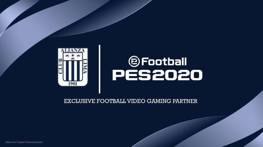 Konami anuncia parceria com clubes peruanos para PES 2020