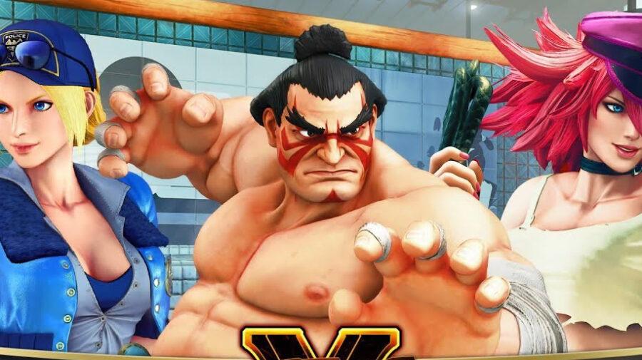 E. Honda, Lucia e Poison são os novos personagens de Street Fighter V