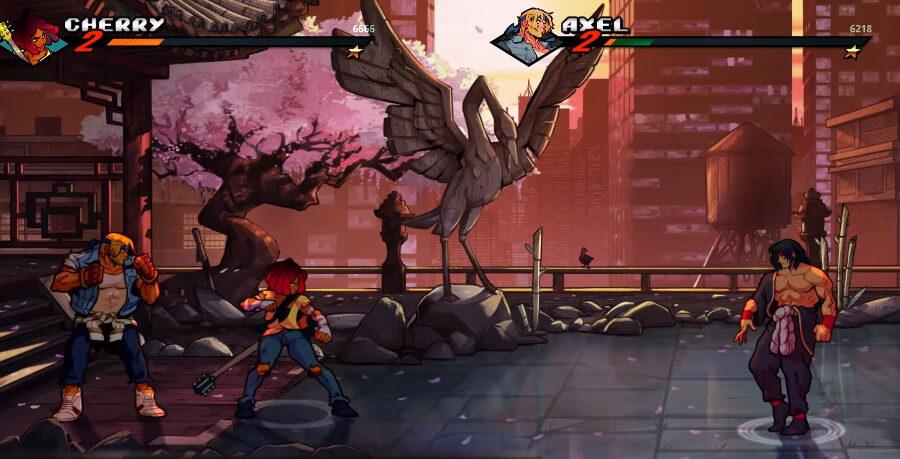 Streets of Rage 4 - Confira Axel e Cherry em ação em novo vídeo de gameplay