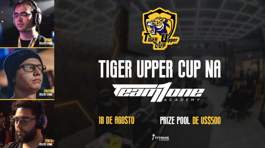 Com 8 melhores jogadores de Street Fighter do Brasil, torneio acontece no domingo (18)