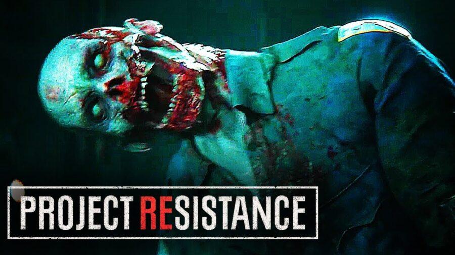 Capcom revela Project Resistance, nova experiência no universo de Resident Evil