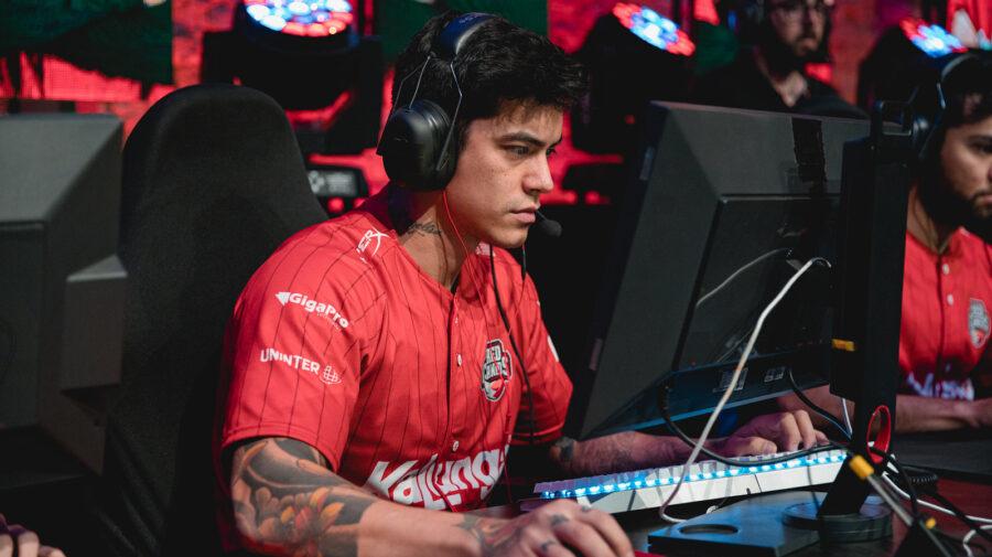 Brasileirão de CS:GO: W7M abre a rodada com empate contra a Keyd; RED e paiN também terminam no 1x1