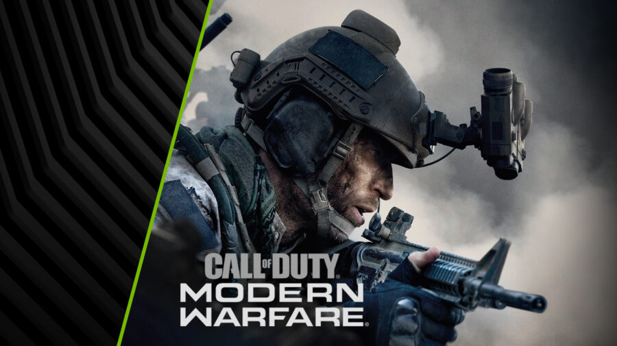 NVIDIA revela bundle de GeForce RTX com Call of Duty: Modern Warfare