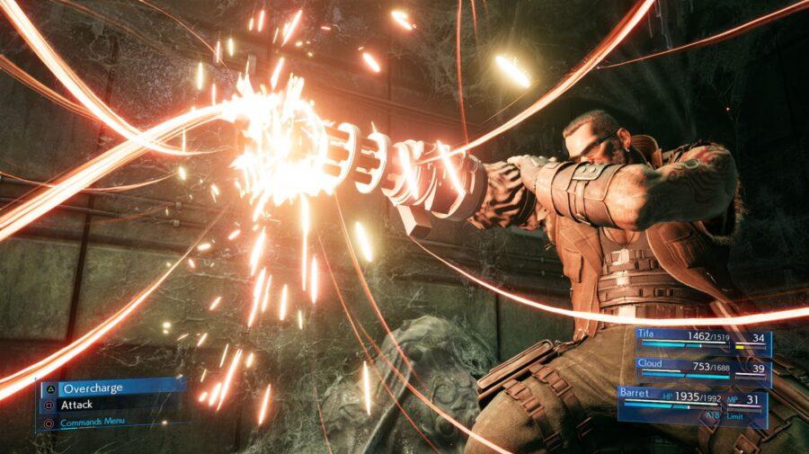 Final Fantasy VII Remake em mídia física leva cerca de uma hora para ser instalado