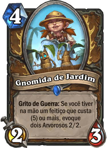 Gnomida de Jardim. Imagem: Divulgação