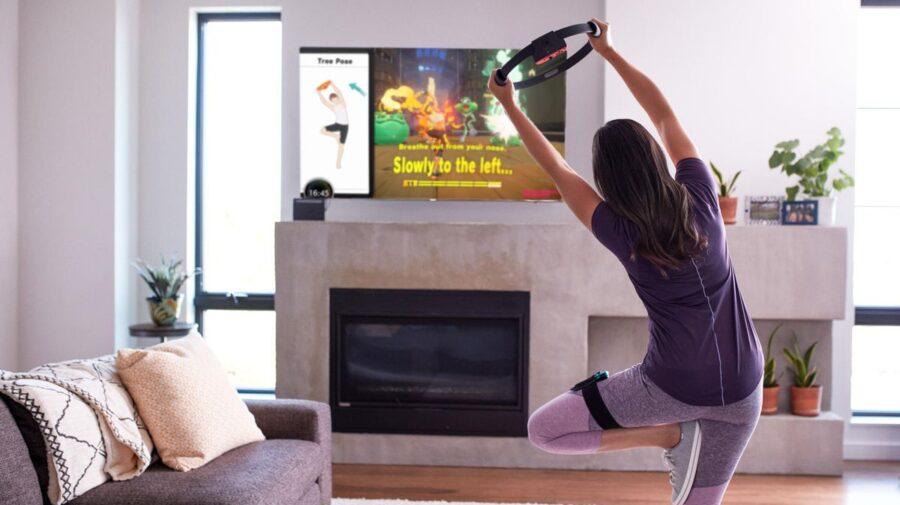 Nintendo anuncia Ring Fit Adventure, jogo fitness que mistura aventura e RPG