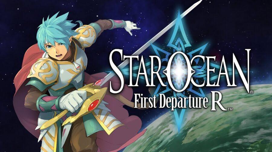 Star Ocean: First Departure R chega em dezembro para PS4 e Switch