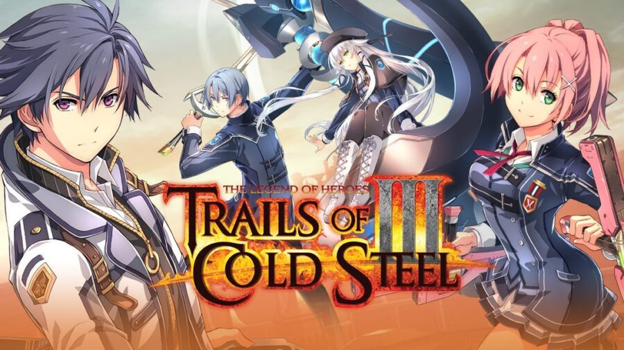 Demo de The Legend of Heroes: Trails of Cold Steel III está disponível na PS Store