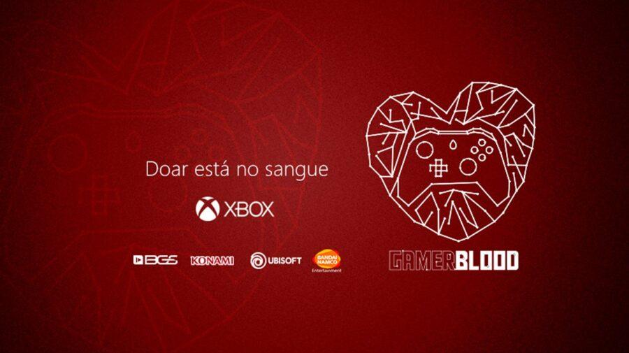 Xbox Brasil realiza quarta edição do Gamer Blood