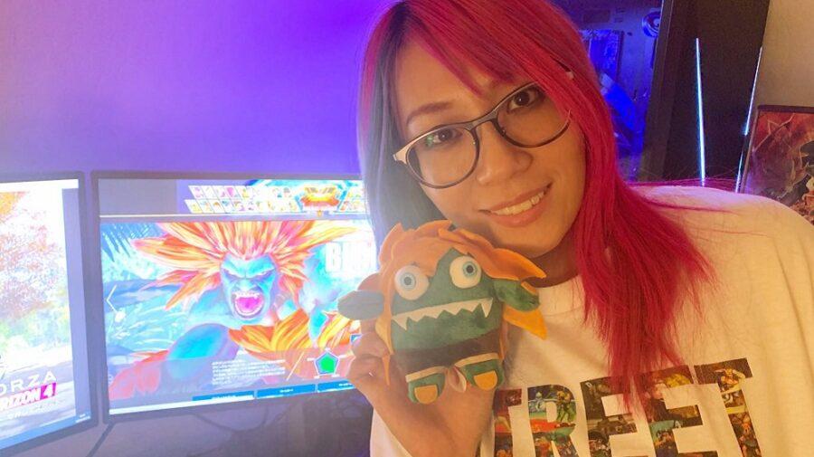 Asuka, lutadora japonesa de WWE, lança canal de games no YouTube