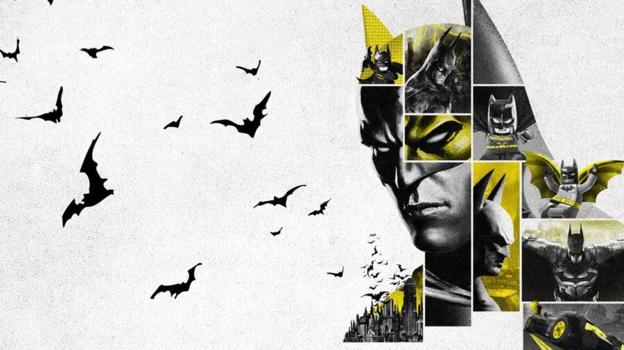 Aproveite! Coleção com 6 jogos do Batman estão de graça na Epic Games Store
