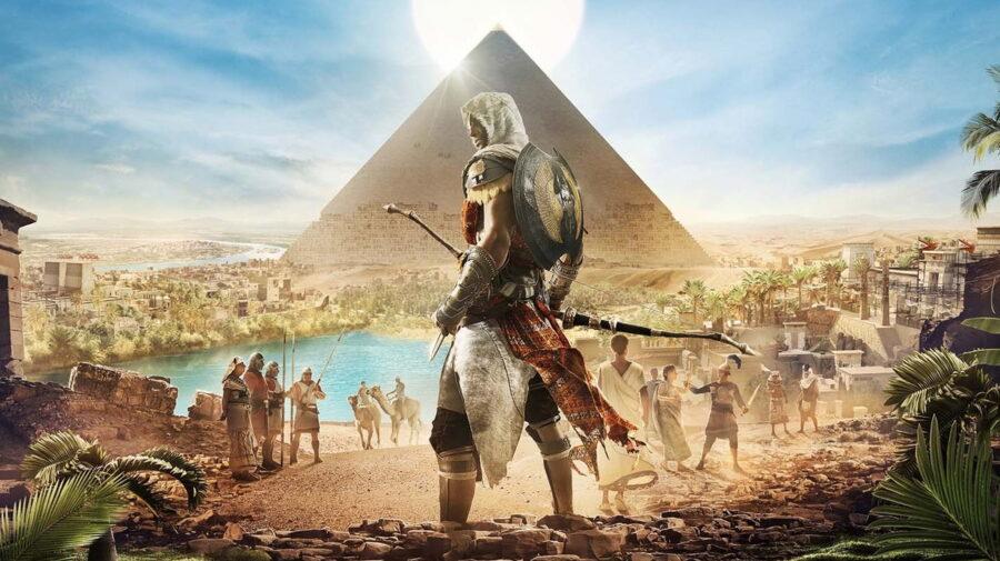 Shoppings de Curitiba e SP recebem games de Realidade Virtual de Assassin's Creed