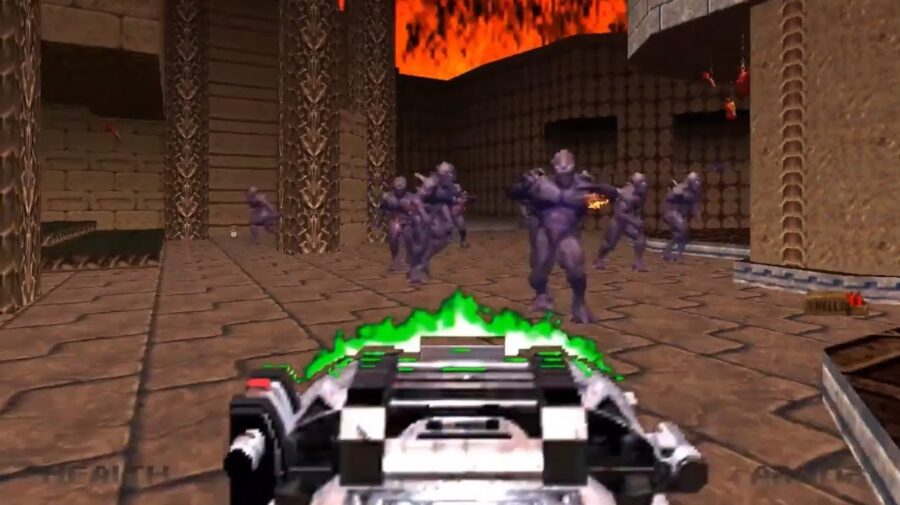 Doom 64 chega ao Switch em novembro