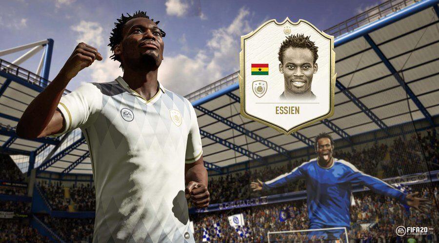 Michael Essien é mais um Icon confirmado para FIFA 20