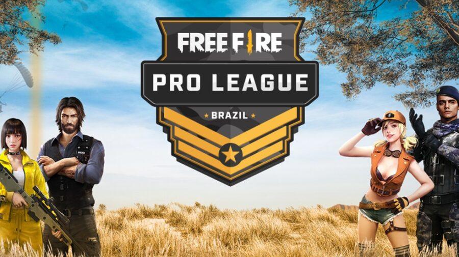 Free Fire: confira as equipes que disputarão a final da 3ª temporada da Pro League no Rio de Janeiro
