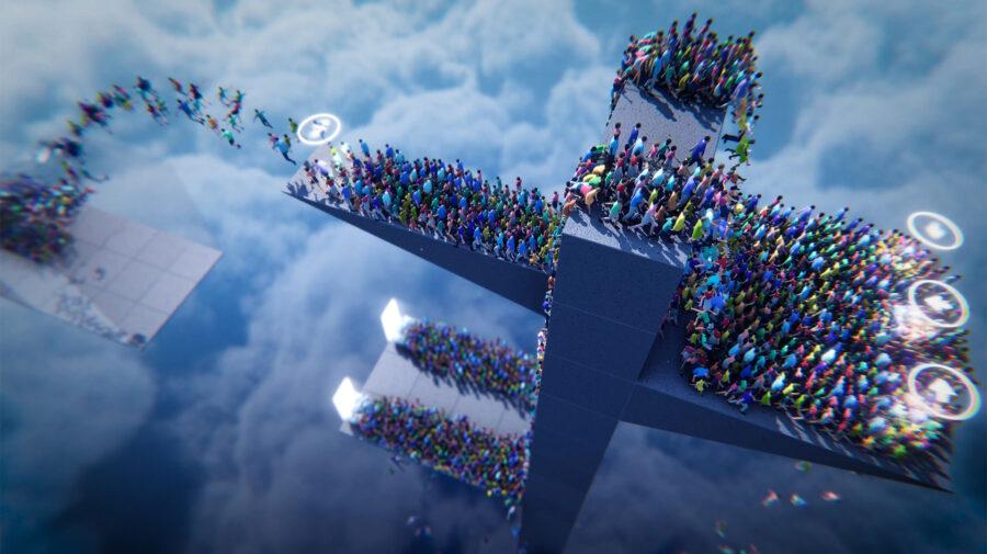 Humanity, jogo sobre comportamento humano, é anunciado para PS4