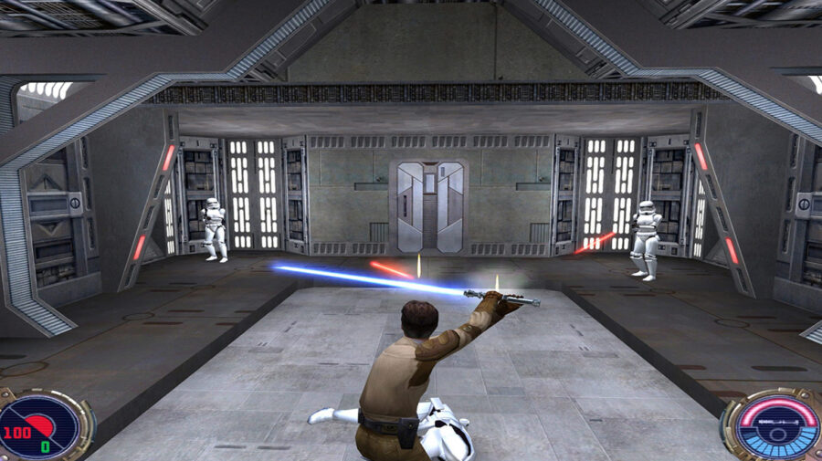 Star Wars Jedi Knight II: Jedi Outcast chega ao PS4 e Switch
