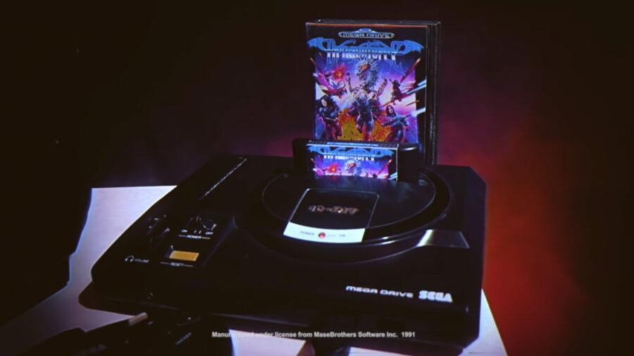 Banda DragonForce faz homenagem ao Mega Drive em novo clipe