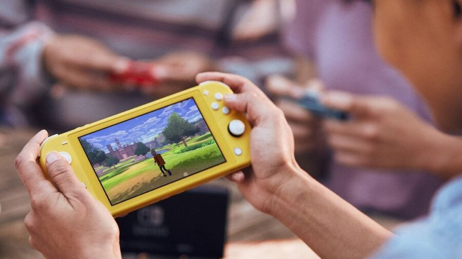 Jogadores relatam problema nos controles do Nintendo Switch Lite