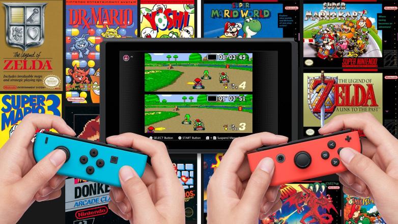 Nintendo Switch Online recebe 20 jogos do SNES