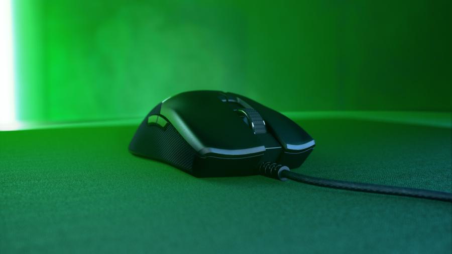 Razer lança mouse com switches ópticos no Brasil