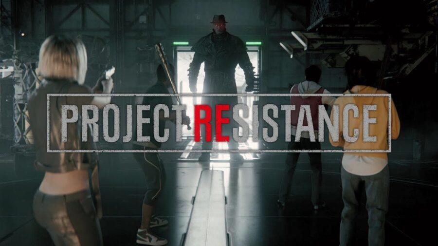 Capcom divulga novo trailer de Resident Evil - Project Resistance