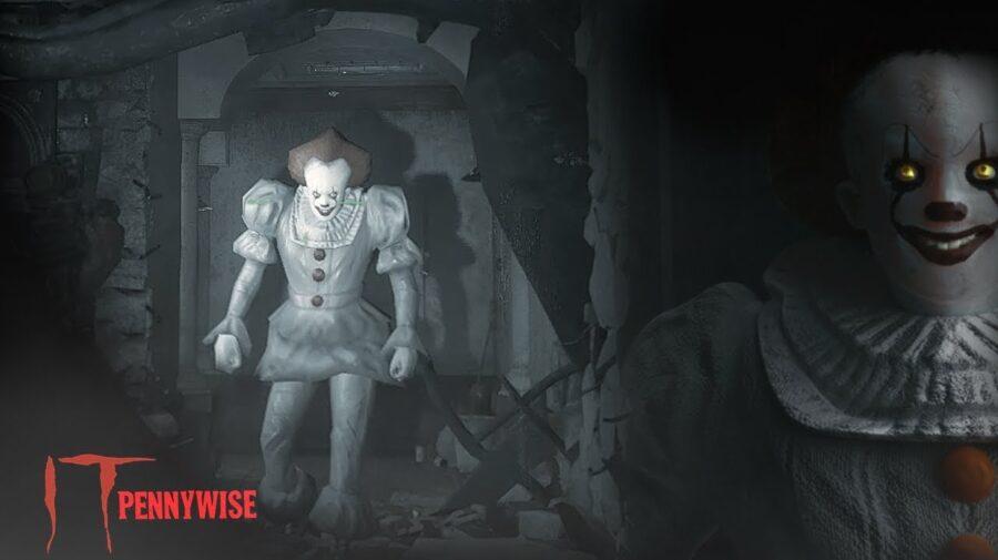 Mod coloca assustador palhaço Pennywise de IT: A Coisa em Resident Evil 2
