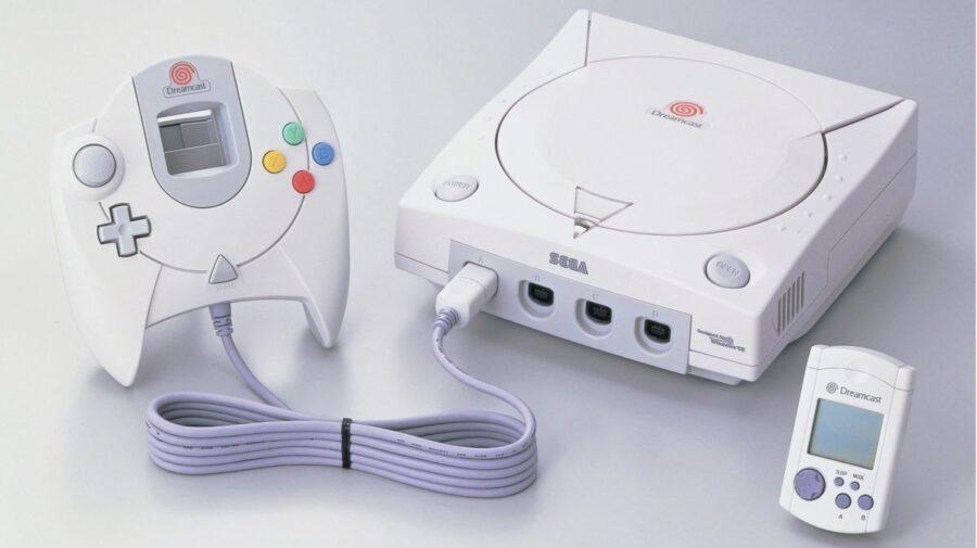 Parabéns! Sega Dreamcast completa 20 anos de lançamento nos EUA!