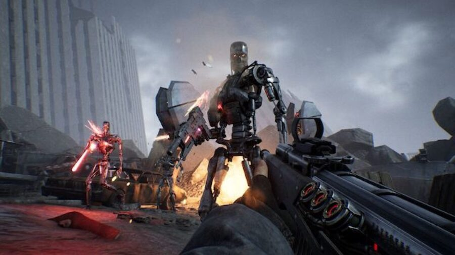 Novo jogo da franquia O Exterminador do Futuro é anunciado