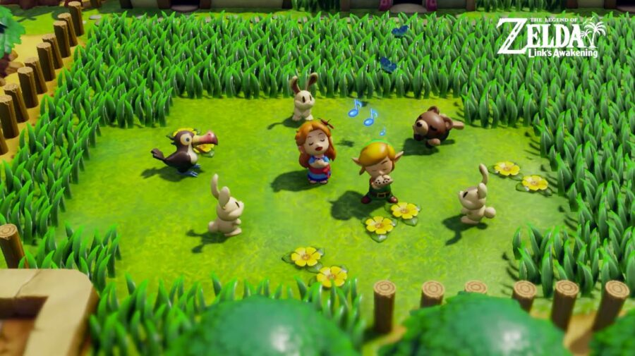 The Legend of Zelda: Link's Awakening para Switch recebe novo trailer