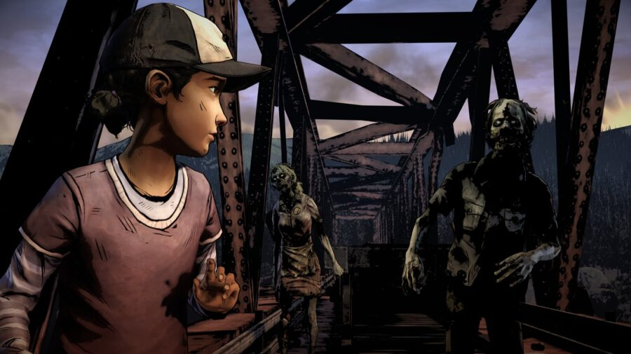 The Walking Dead: The Telltale Definitive Series já está disponível
