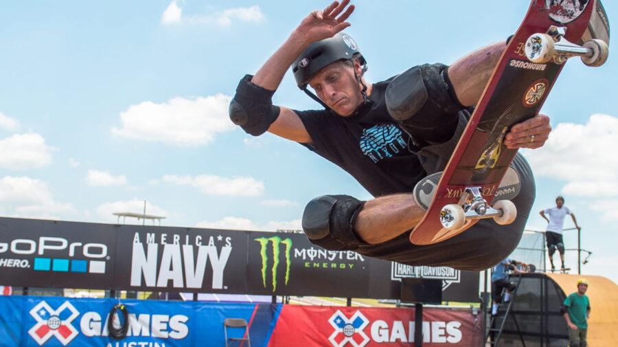 Tony Hawk comemora 20 anos de lançamento de Tony Hawk's Pro Skater
