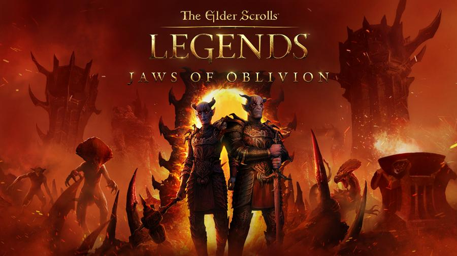 Universo de Oblivion chega a The Elder Scrolls: Legends em outubro