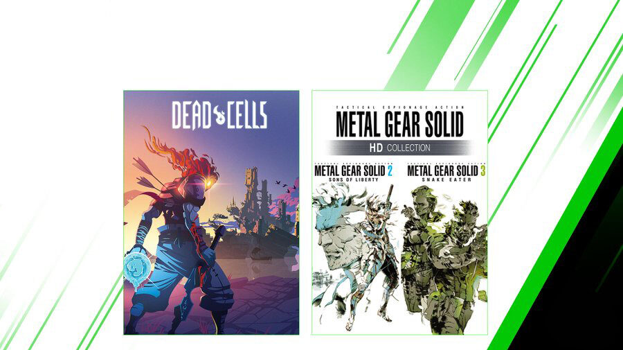 Dead Cells e Metal Gear Solid HD Collection chegam ao Xbox Game Pass