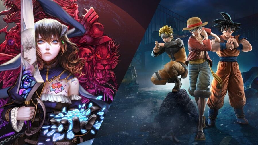 Jump Force e Bloodstained: Ritual Of The Night chegam ao Xbox Game Pass