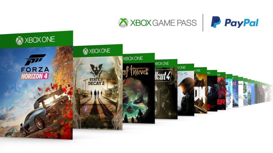 Parceria entre Xbox e PayPal dá desconto para usuários da Microsoft Store