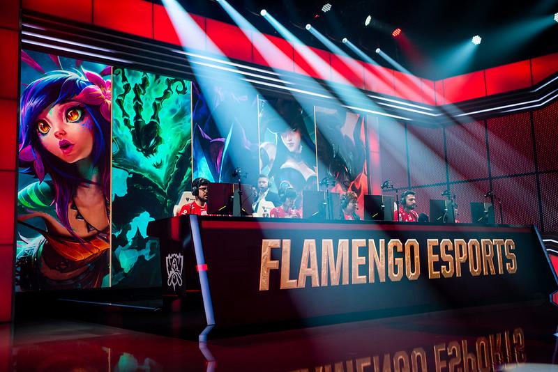 Mundial de LoL: Flamengo perde para DAMWON mas se recupera diante da Royal Youth em estreia no campeonato