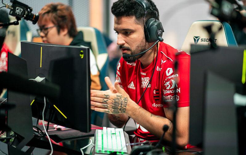 Mercado do LoL: brTT anuncia que não renovará com o Flamengo e Shrimp também deixa o projeto, afirma site