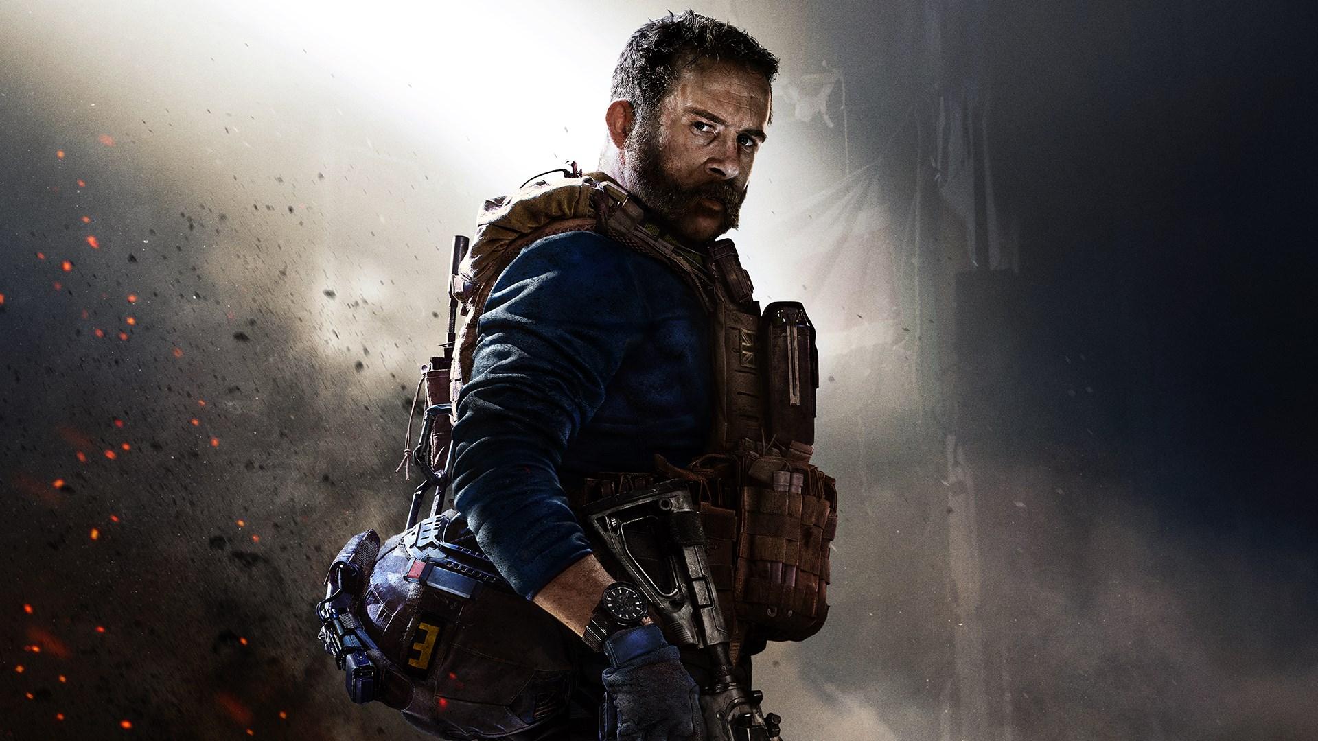 Call of Duty Modern Warfare. Imagem: Divulgação
