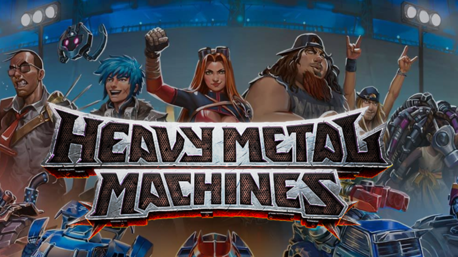 Heavy Metal Machines promove evento in-game temático do Halloween a partir desta quarta-feira