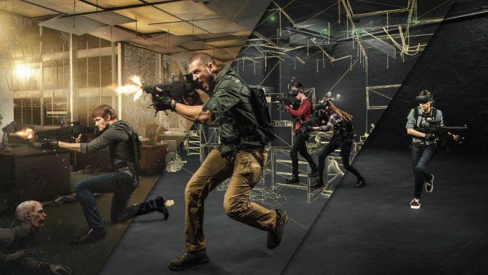 Gravity VR: conheça a 1ª arena multiplayer em realidade virtual do país