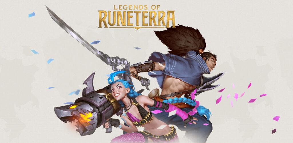 Legends of Runeterra Banner