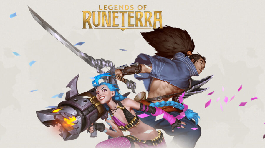 Riot anuncia Legends of Runeterra, jogo de cartas do universo de League of Legends